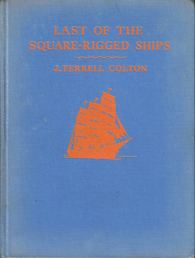 Last Of The Square-Rigged Ships