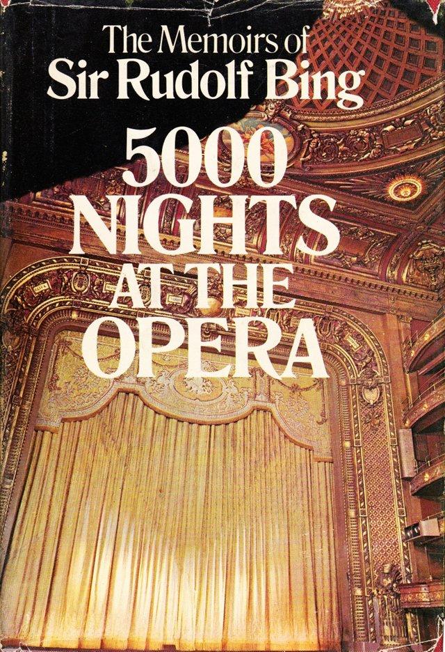 5000 Nights At The Opera