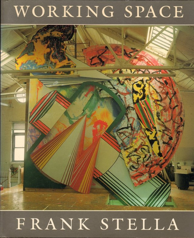 Frank Stella's Working Space