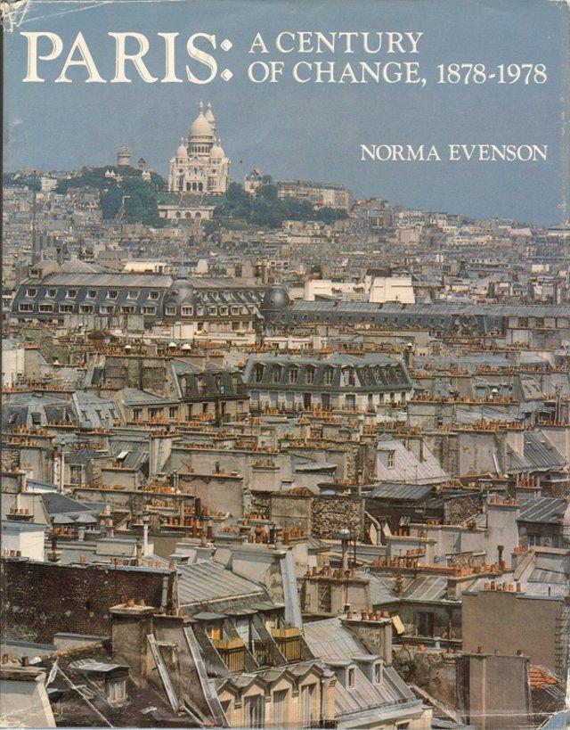 Paris: A Century of Change