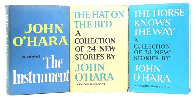 John O'Hara Stories, S/3