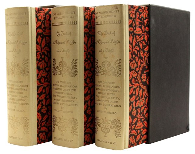 Book of the Thousand Nights, S/3