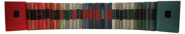 Modern Library Mini Classics, S/37