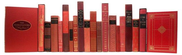 Literary Classics, Red, S/20