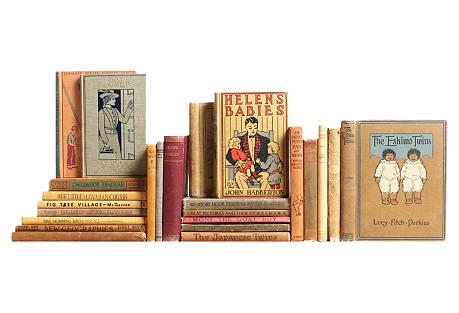 Children's Bookshelf, S/24