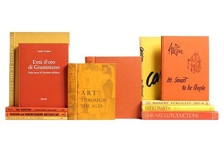Marigold Art Selections, S/12