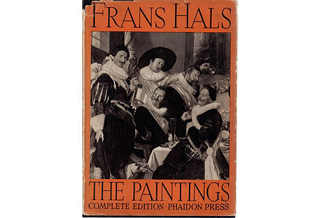 The Paintings Of Frans Hals