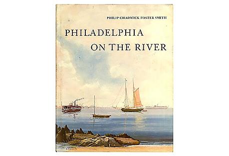 Philadelphia on the River, signed
