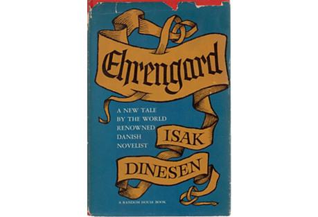 Isak Dinesen's Ehrengard, 1st Ed
