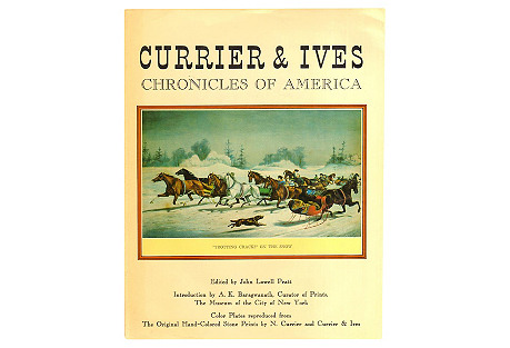 Currier & Ives: Chronicles of America