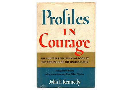 JFK's Profiles In Courage