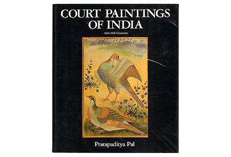 Court Paintings of India, 1st Ed