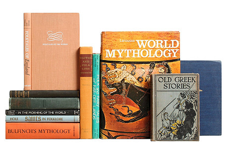 Myths, Legends & Folktales, S/11
