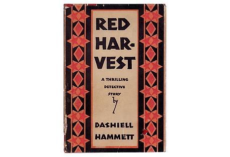 Dashiell Hammet's Red Harvest