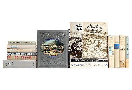 Distressed Civil War Selections, S/15