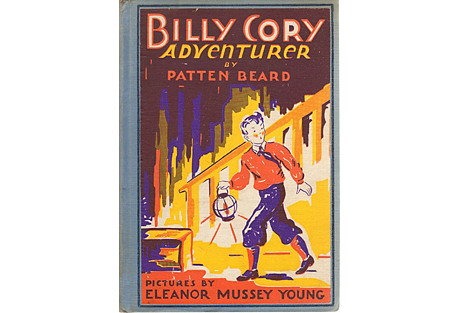 Billy Cory Adventure
