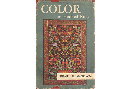 Color In Hooked Rugs