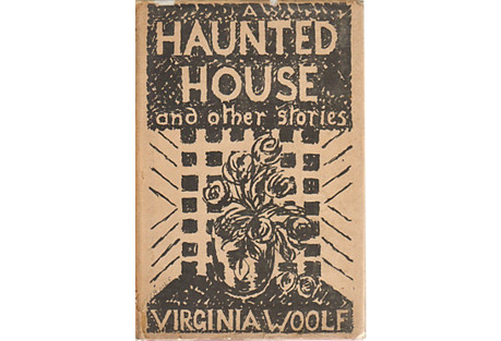 Virginia's Woolf's A Haunted House