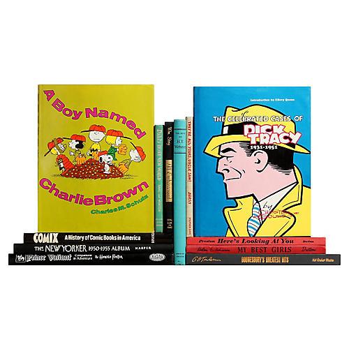 Cartoon Collection, S/12