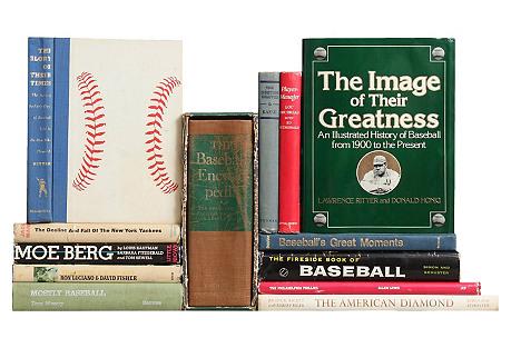 History of Baseball, S/13