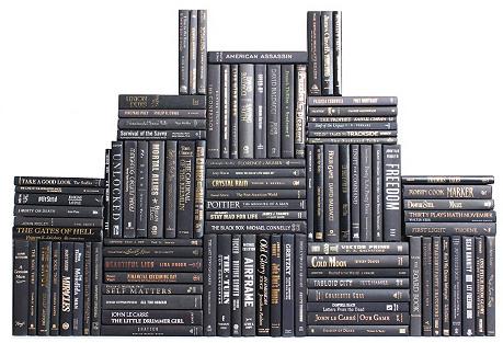 Black Book Wall, S/100
