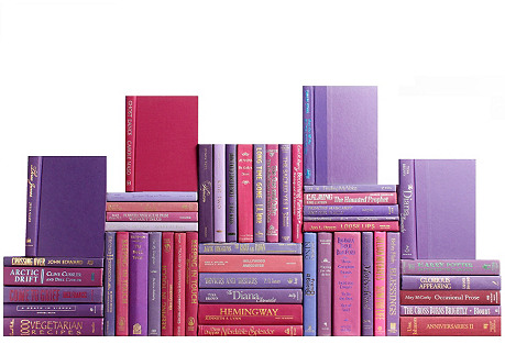 Berry Book Wall, S/50