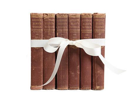George Eliot Classics Gift Set, S/6