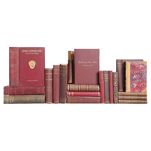 Hickory & Merlot British History, S/20