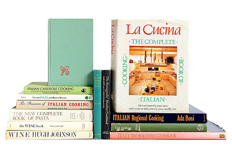 La Cucina Italiana, S/13