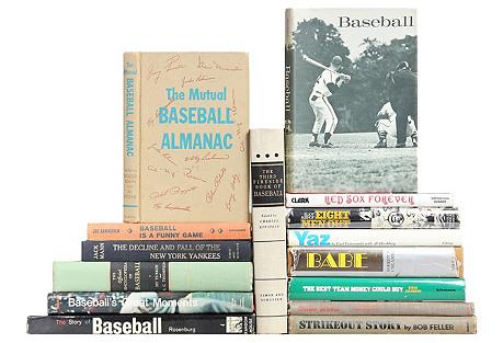 Baseball Stories & Biographies, S/15
