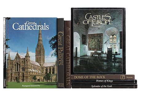 Grand Castles & Cathedrals, S/7