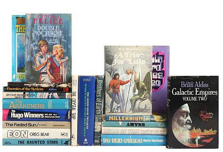 20th Century Sci-Fi Library, S/20