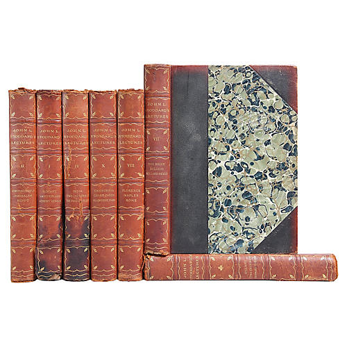 Antique Leathers: Stoddard Lectures, S/7