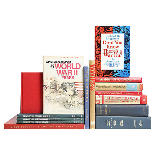 World War II History, S/15