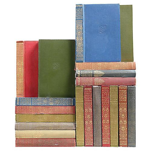 Rainbow Pocket-Sized Classics, S/20