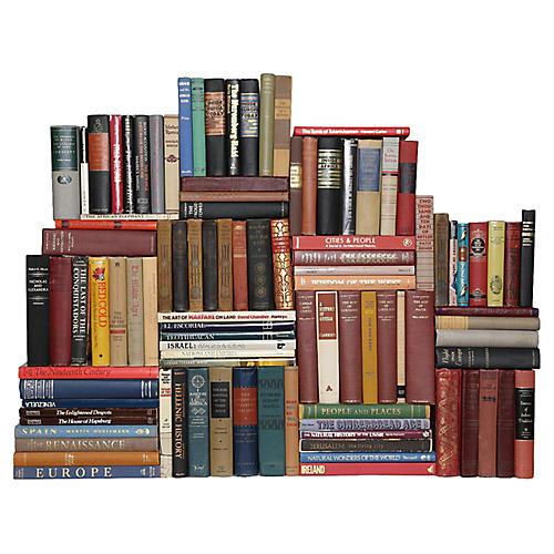 World History Library, S/100