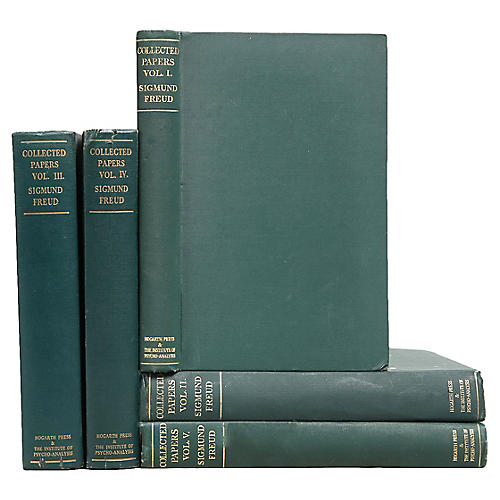 Collected Papers of Sigmund Freud, S/5