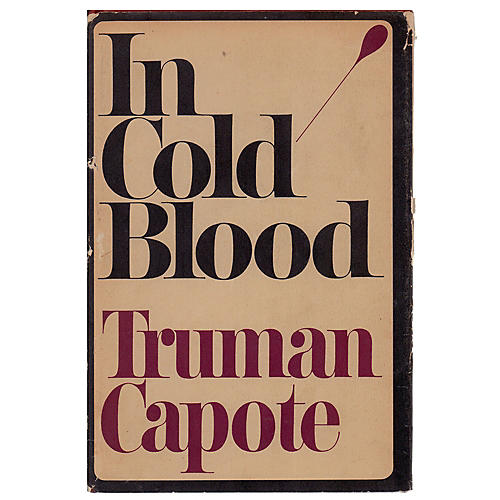 Capote's In Cold Blood, 1st Ed