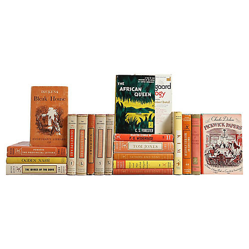 Modern Library Classics, S/20