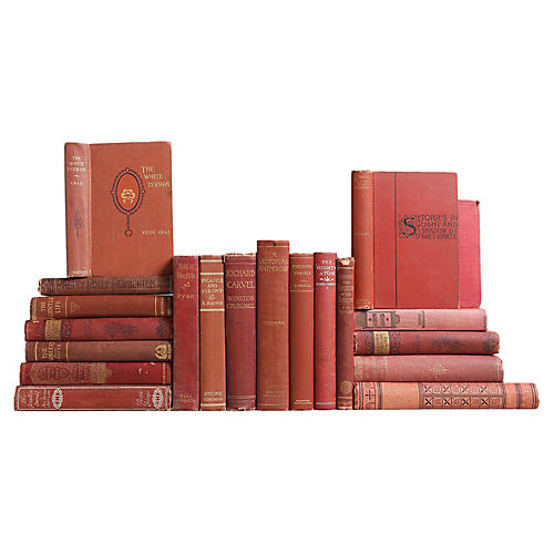 Antique Ruby Novels, S/20