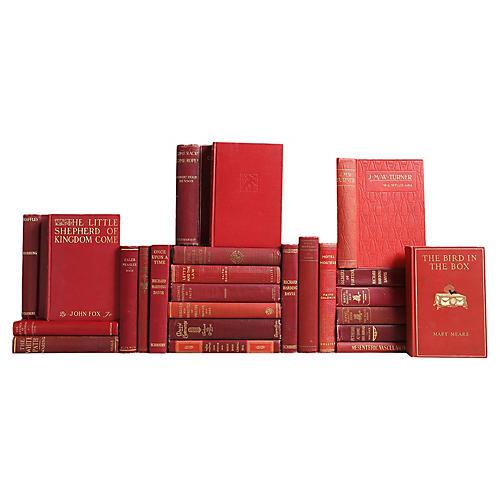Vintage Novel Collection: Crimson & Gilt