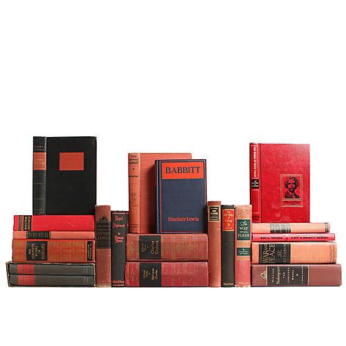 Red & Black Classics, S/20