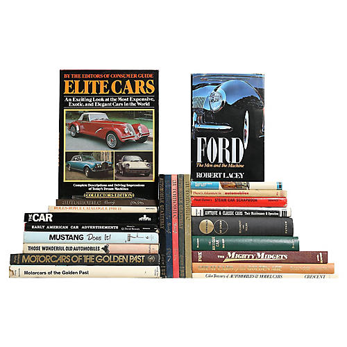 The History of Cars, S/24