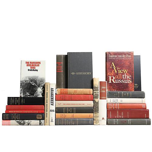 Dreams of Russia Book Set, S/25
