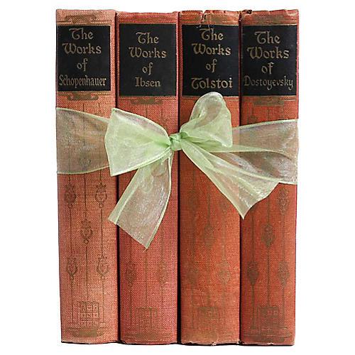 Vintage Gift Set: Blush Classics, S/4