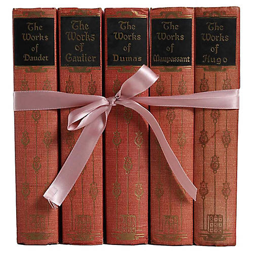 Vintage Gift Set: French Classics, S/5