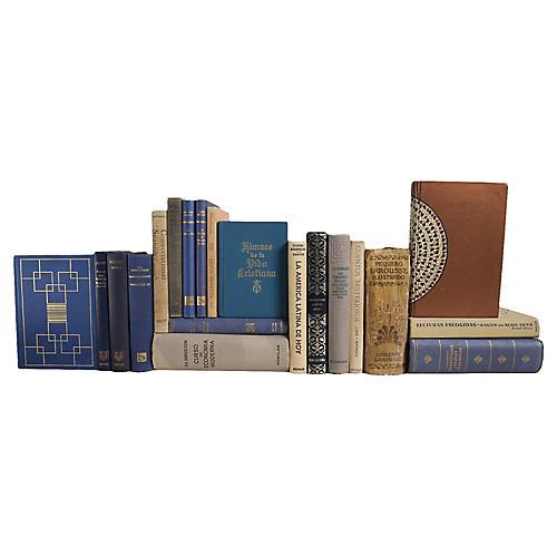 Libros Latinos: Spanish Book Set, S/20