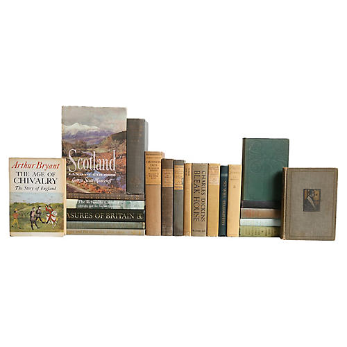 British Life Book Set, S/22