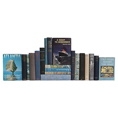 Deep Blue Sea Stories, S/20