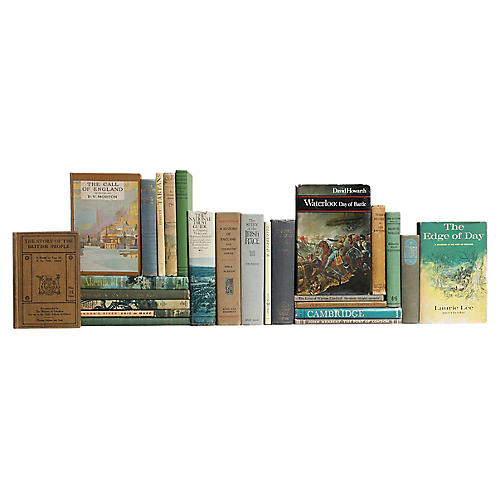 British History & Culture Book Set, S/25